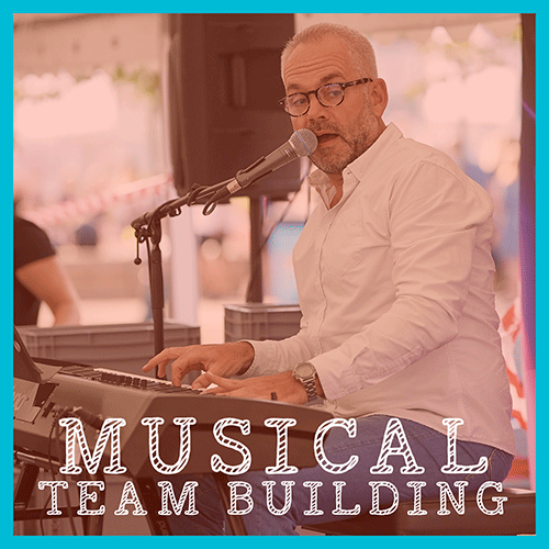MUSICAL TEAM BUILDING